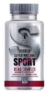 Siberian Health Super Natural Sport BCAA Complex