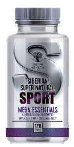 Siberian Health Super Natural Sport Mega Essentials